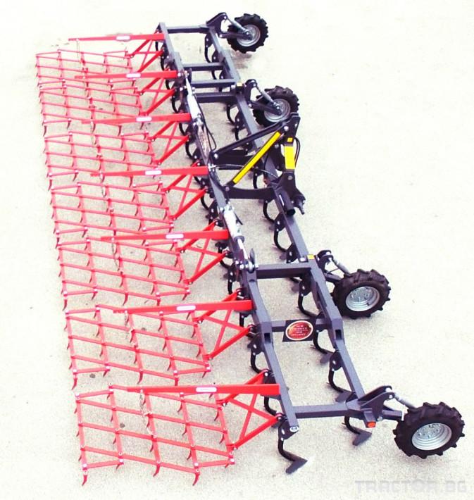Култиватори Български култиватор KSPN 72, навесен, за слята повърхност 0 - Трактор БГ