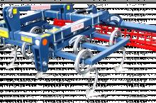 български култиватор KSPm 022, навесен, за слята обработка