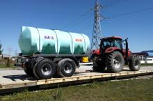 Български UAN16, цистерна за превозване на UAN