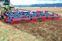 Комбинирани почвообработващи машини MADARA 2 в 1, стърнищен култиватор / дискова брана.