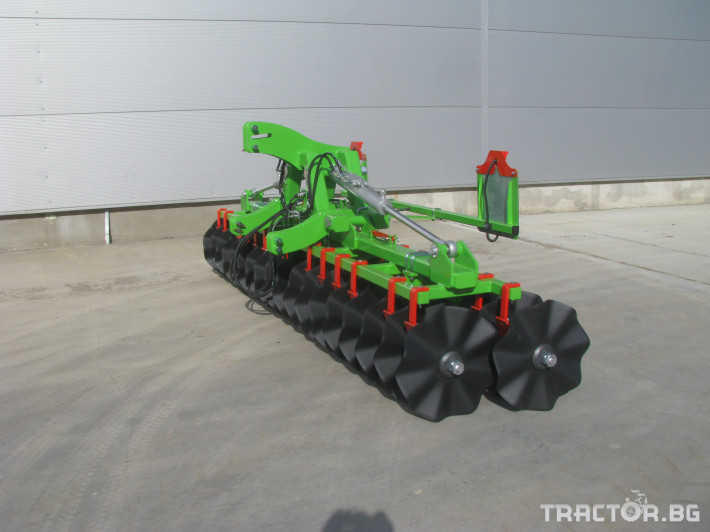 Брани Брана дискова сгъваема BDS 2 - Трактор БГ