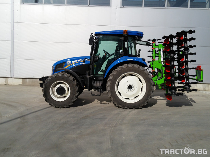Брани Брана дискова сгъваема BDS 3 - Трактор БГ