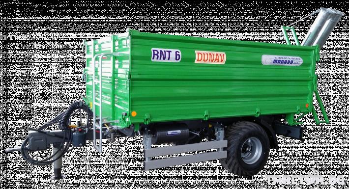 Ремаркета и цистерни Ремарке за насипни товари RNT 6 2 - Трактор БГ