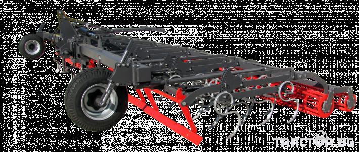 Култиватори Български култиватор KNSO9L, навесен, за слята обработка 1 - Трактор БГ