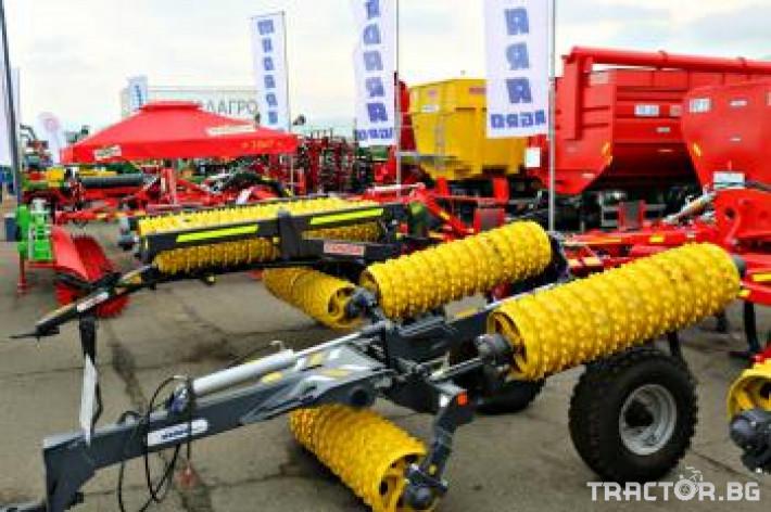 Валяци BXT 413, хидравличен валяк, тракторен, прикачен MADARA 1 - Трактор БГ